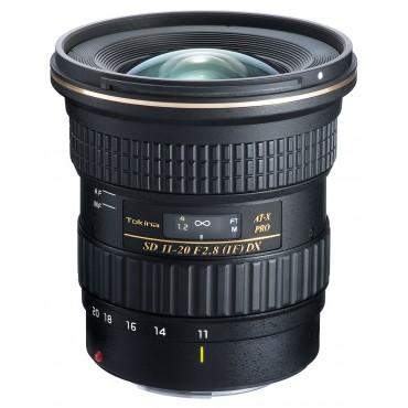 Tokina 11-20mm f/2.8 Pro DX Canon