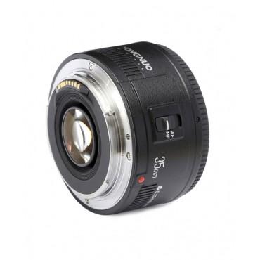 Lente Yongnuo 35mm f/2 EF Canon