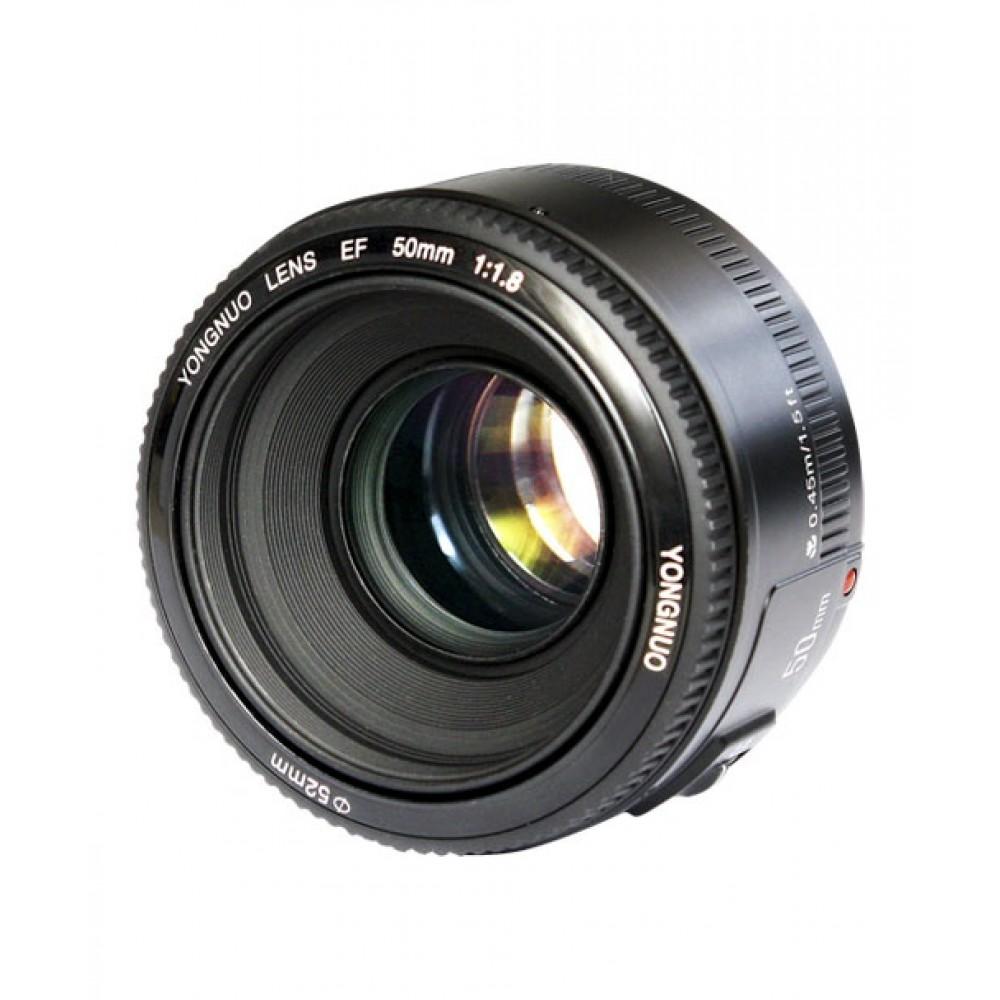 Lente Yongnuo 50mm f/1.8 EF Canon