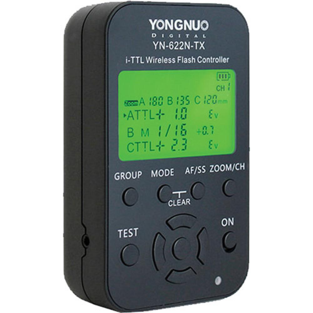 Controlador Yongnuo YN 622N-TX