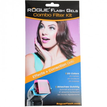 Rogue Flash Gels Kit De Filtros